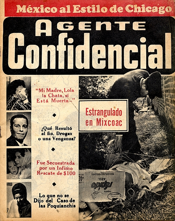 Agente Confidencial 1964 05 15