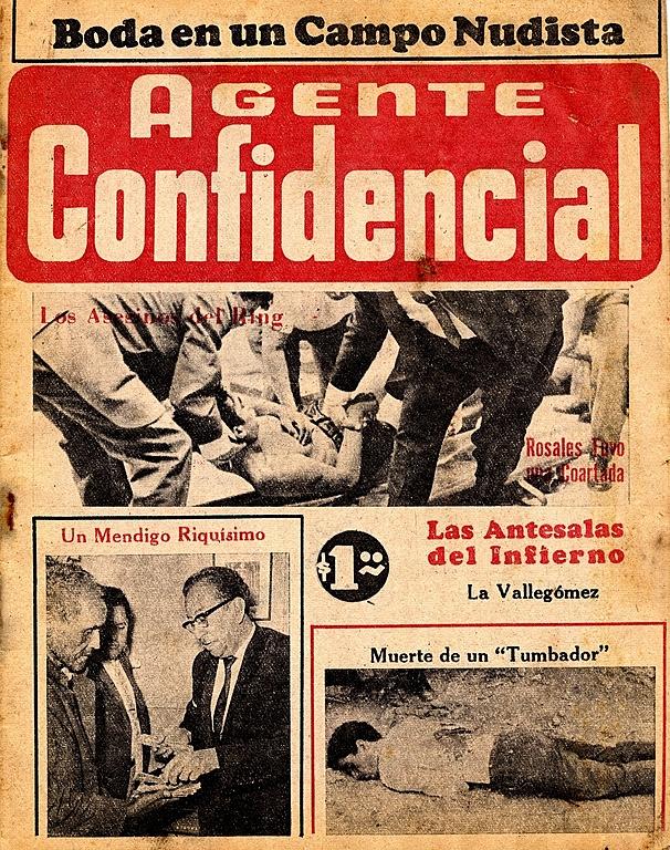 Agente Confidencial no 1