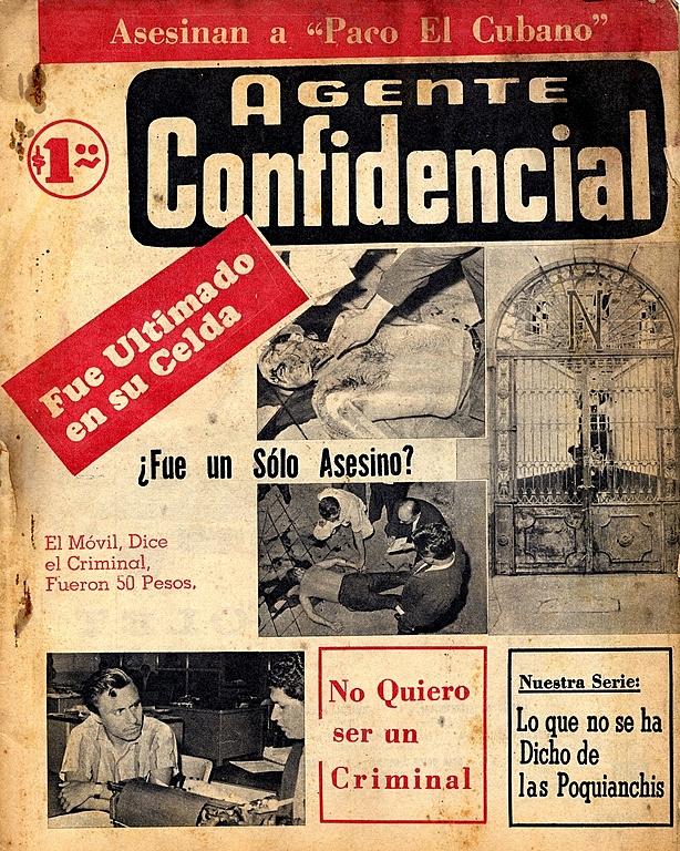 Agente Confidencial no 3