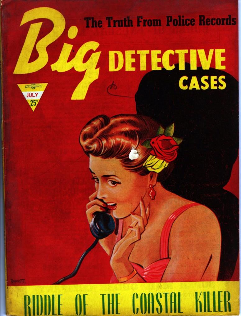 Big Detective Cases 1946 July