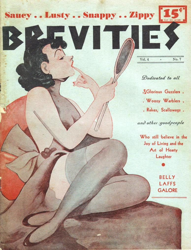 Brevities vol 4 no 7 no date