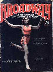 Broadway 1927 August-September vol 3 no 3