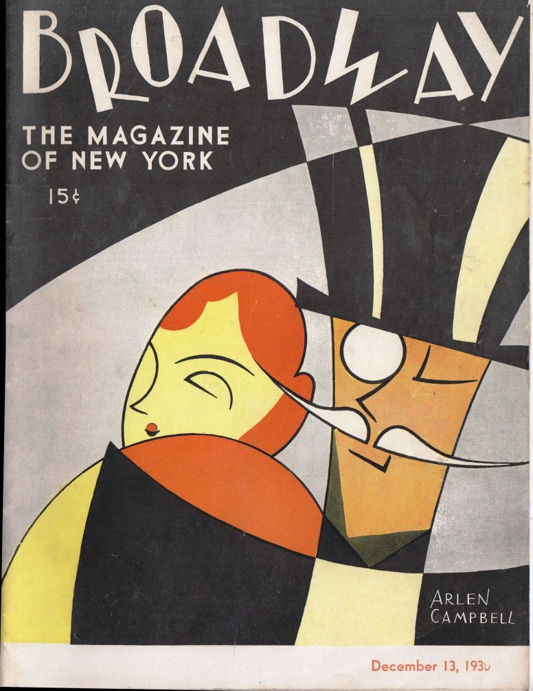 Broadway 1930 December 13