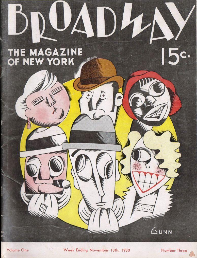 Broadway 1930 November 13
