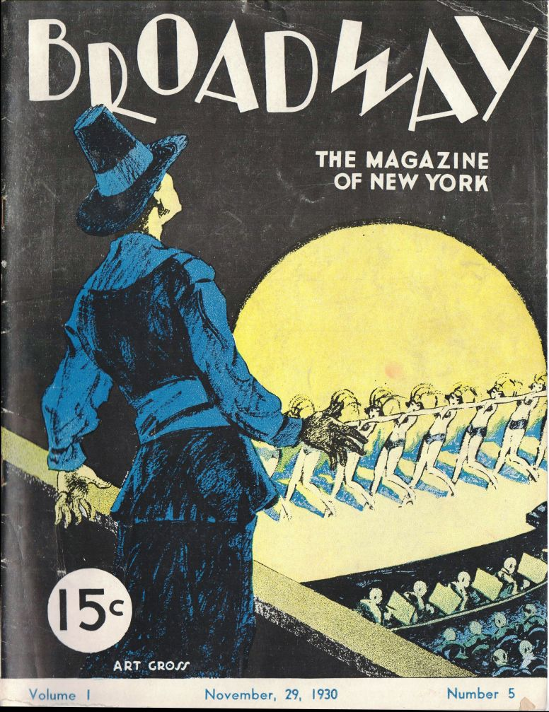 Broadway 1930 November 29