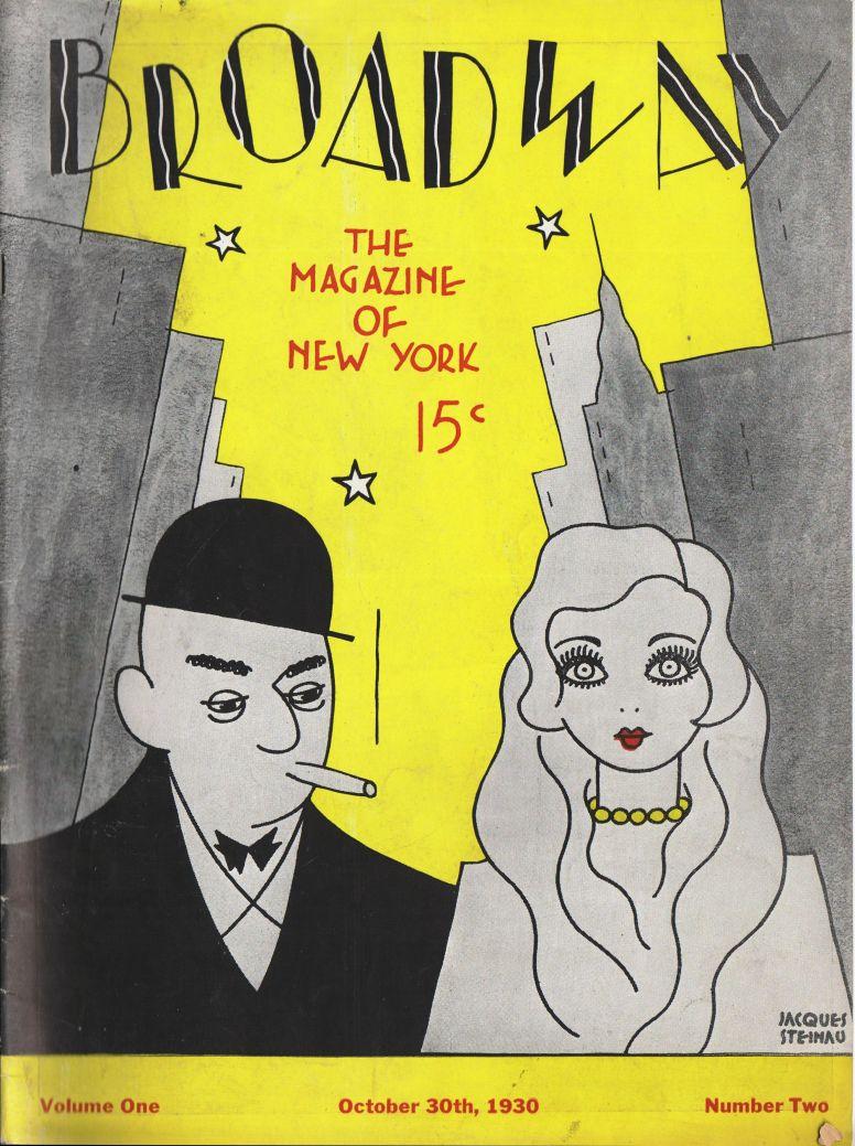 Broadway 1930 October 30