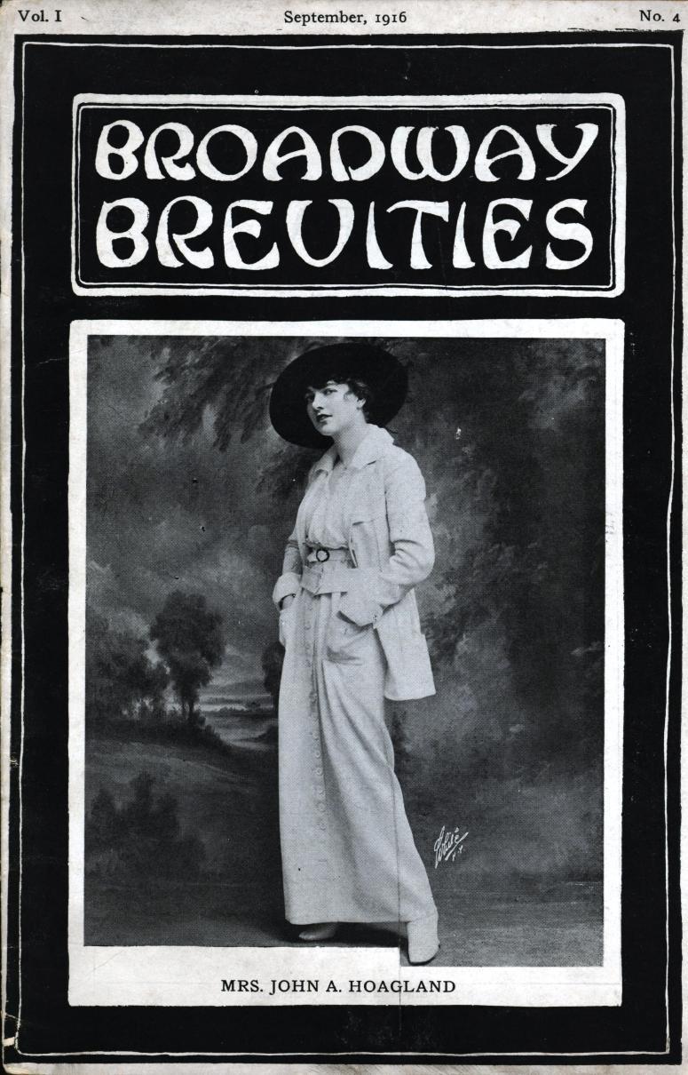 Broadway Brevities 1916 09