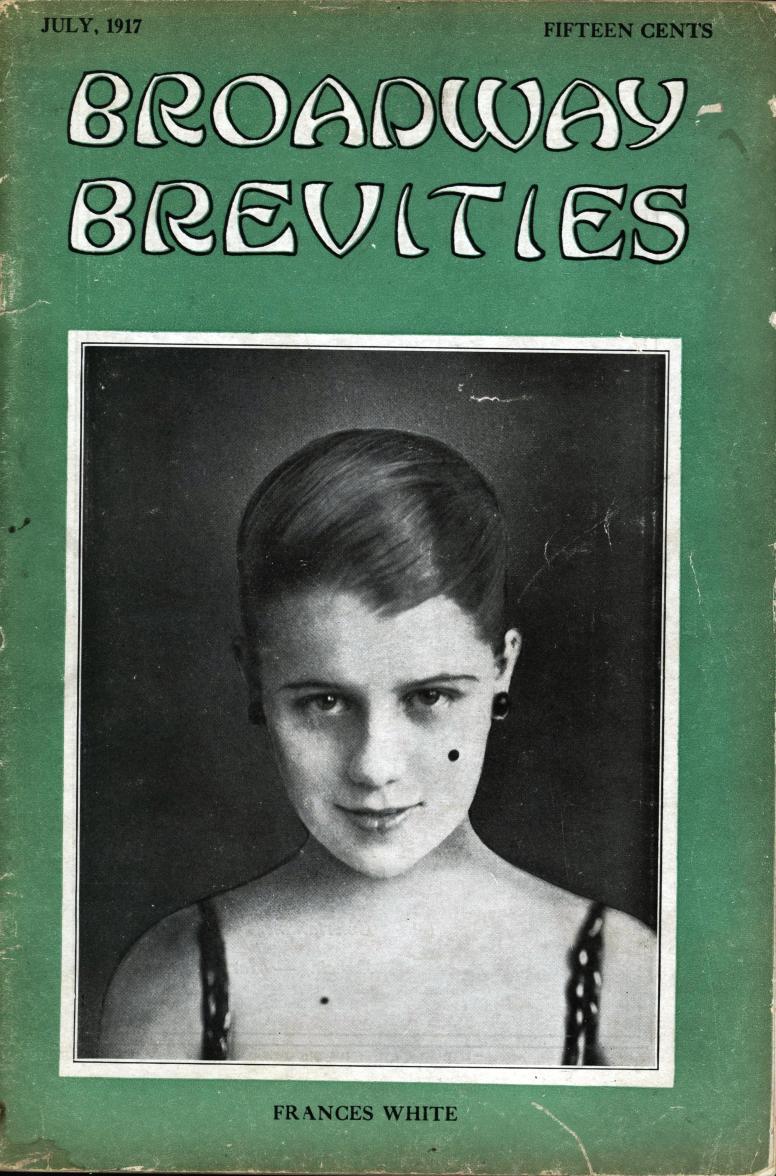 Broadway Brevities 1917 07