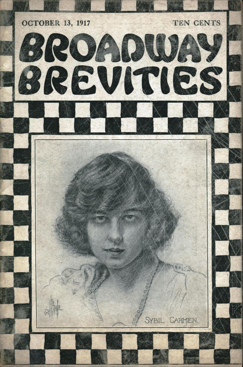 Broadway Brevities 1917 10 13