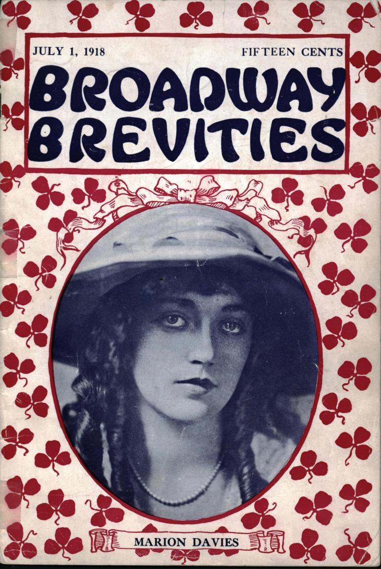 Broadway Brevities 1918 07 01