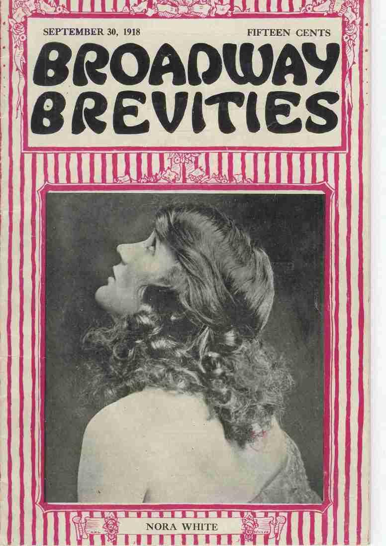 Broadway Brevities 1918 09 30