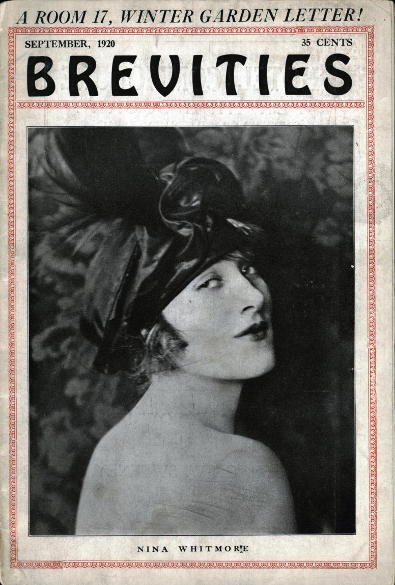 Broadway Brevities 1920 09