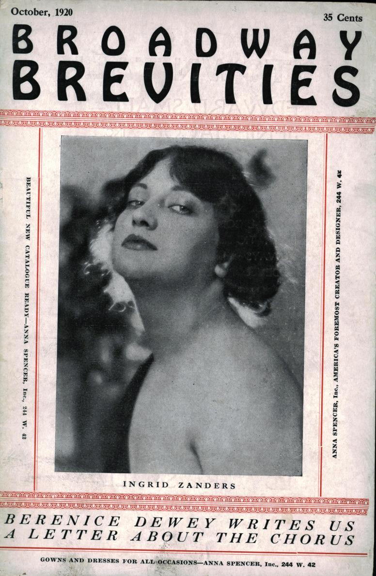 Broadway Brevities 1920 10