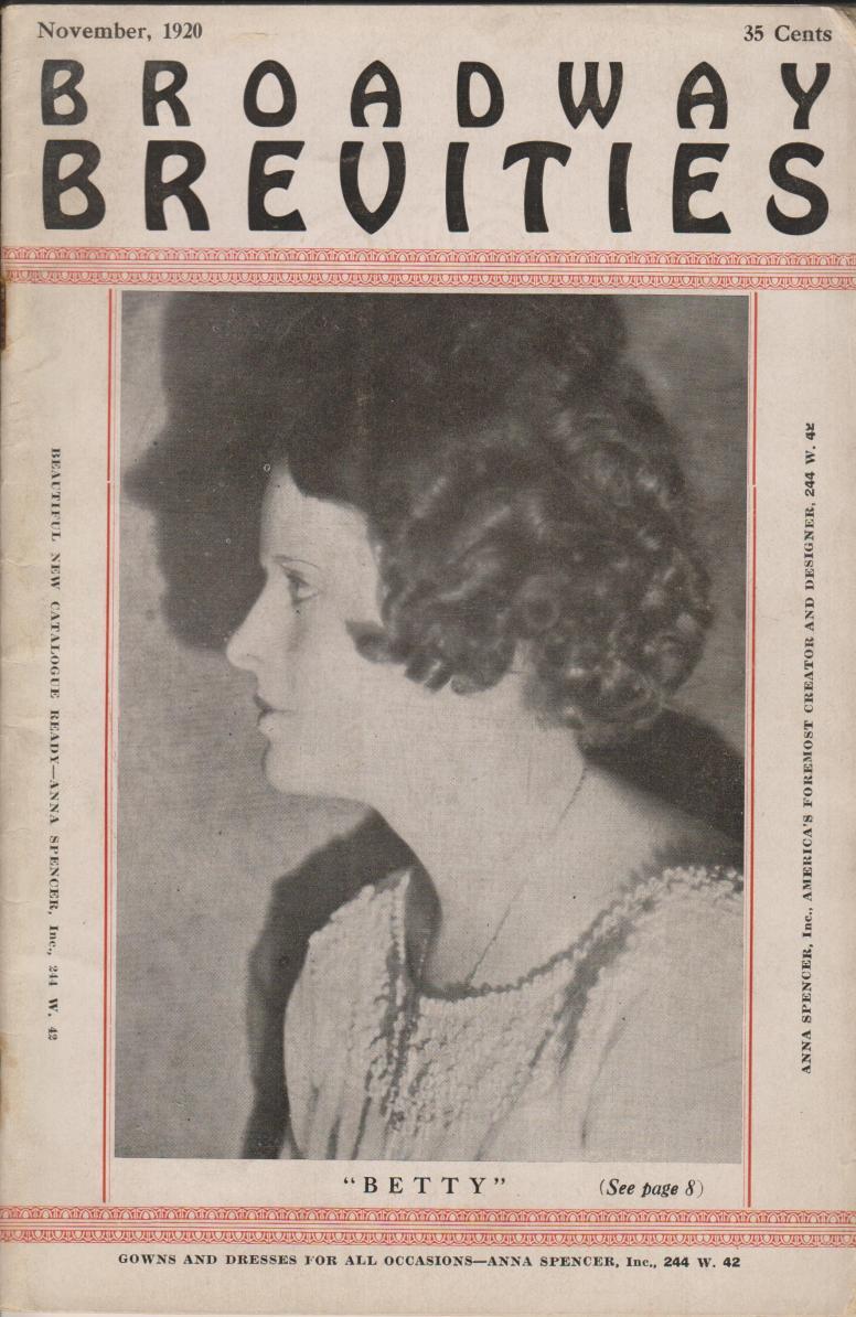 Broadway Brevities 1920 11