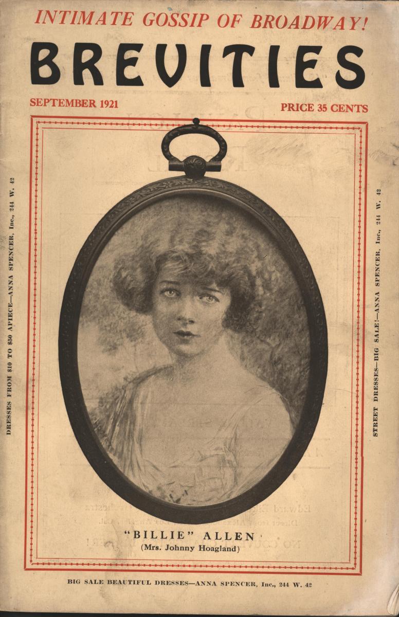 Broadway Brevities 1921 09
