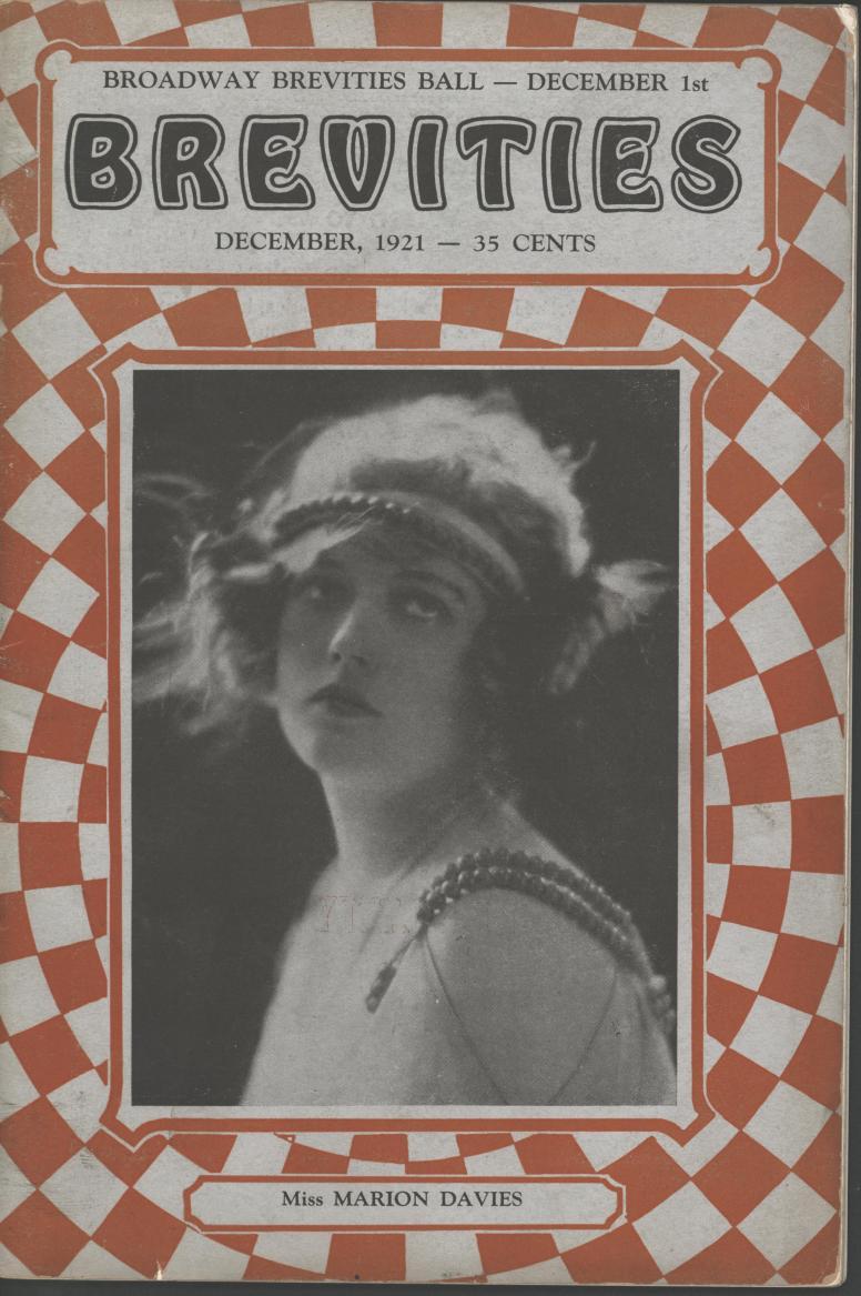 Broadway Brevities 1921 12