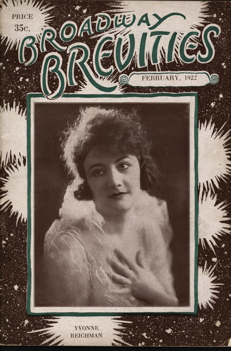 Broadway Brevities 1922 02