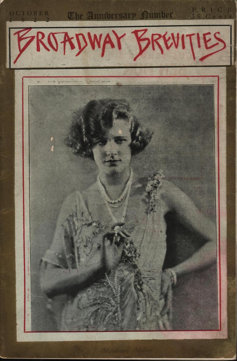 Broadway Brevities 1922 10
