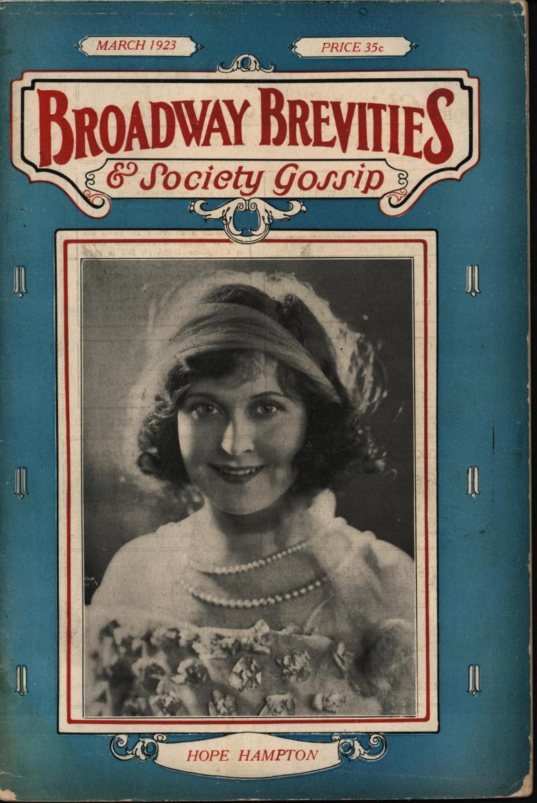 Broadway Brevities 1923 03