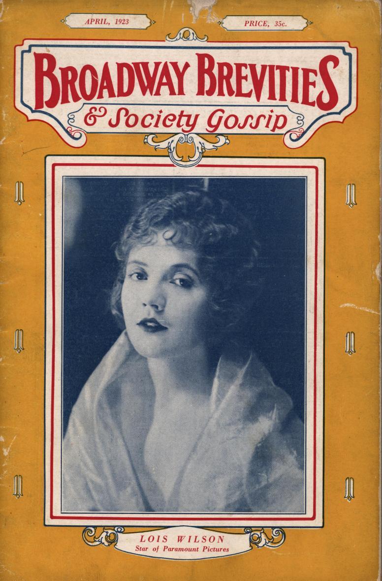 Broadway Brevities 1923 04