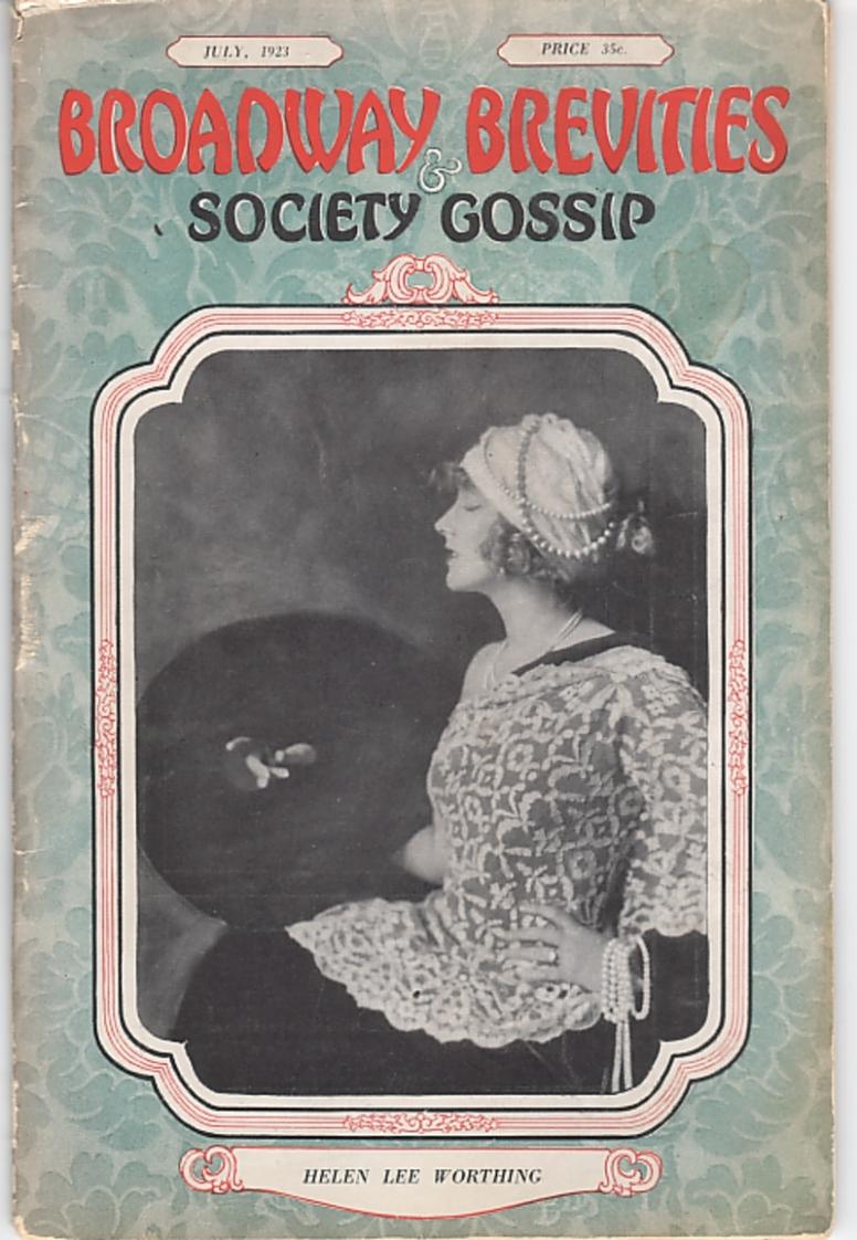 Broadway Brevities 1923 07
