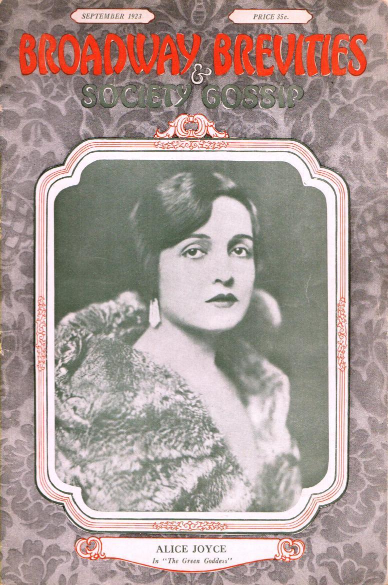 Broadway Brevities 1923 09
