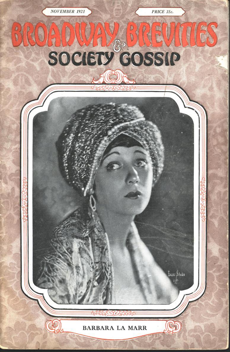 Broadway Brevities 1923 11