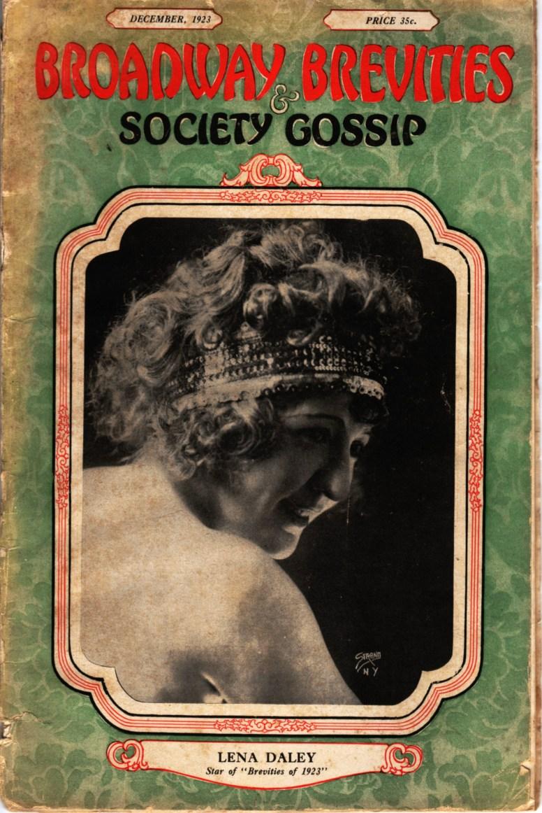 Broadway Brevities 1923 12