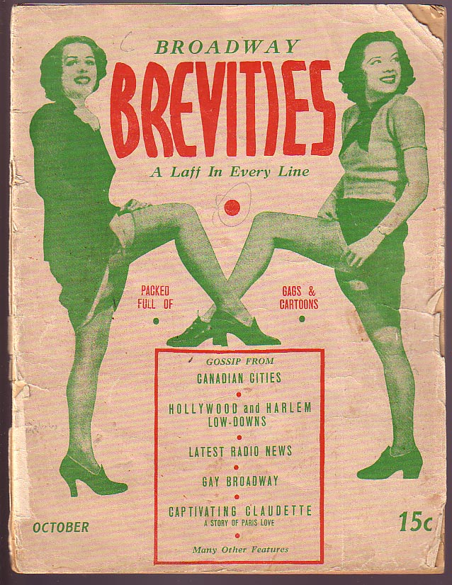 Broadway Brevities (Canadian) 1937 10