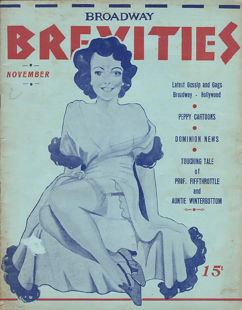 Broadway Brevities (Canadian) 1937 11