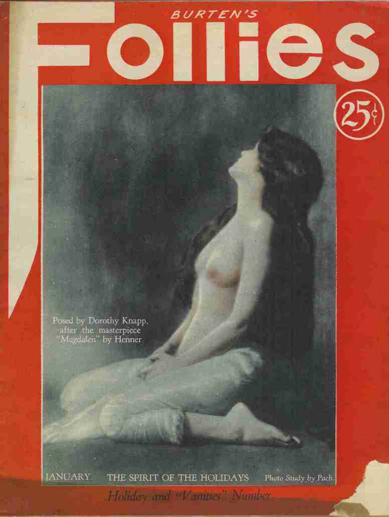 Burten's Follies 1927 01