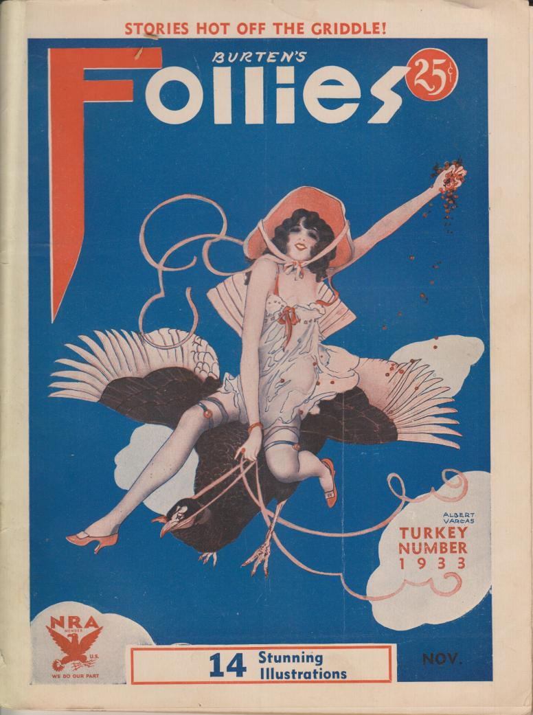 Burten's Follies 1933 11 vol 10 no 3