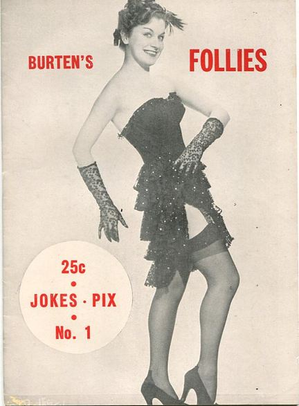Burtens Follies 1940s dont have