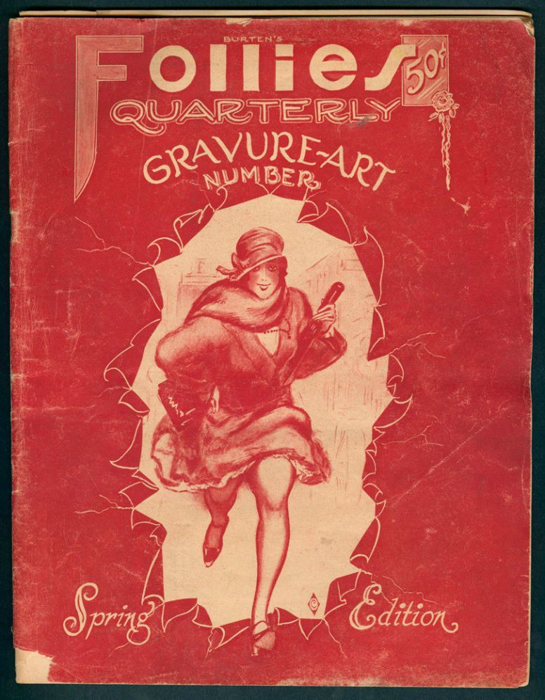 Burten's Follies Quarterly 1925 Spring no 2