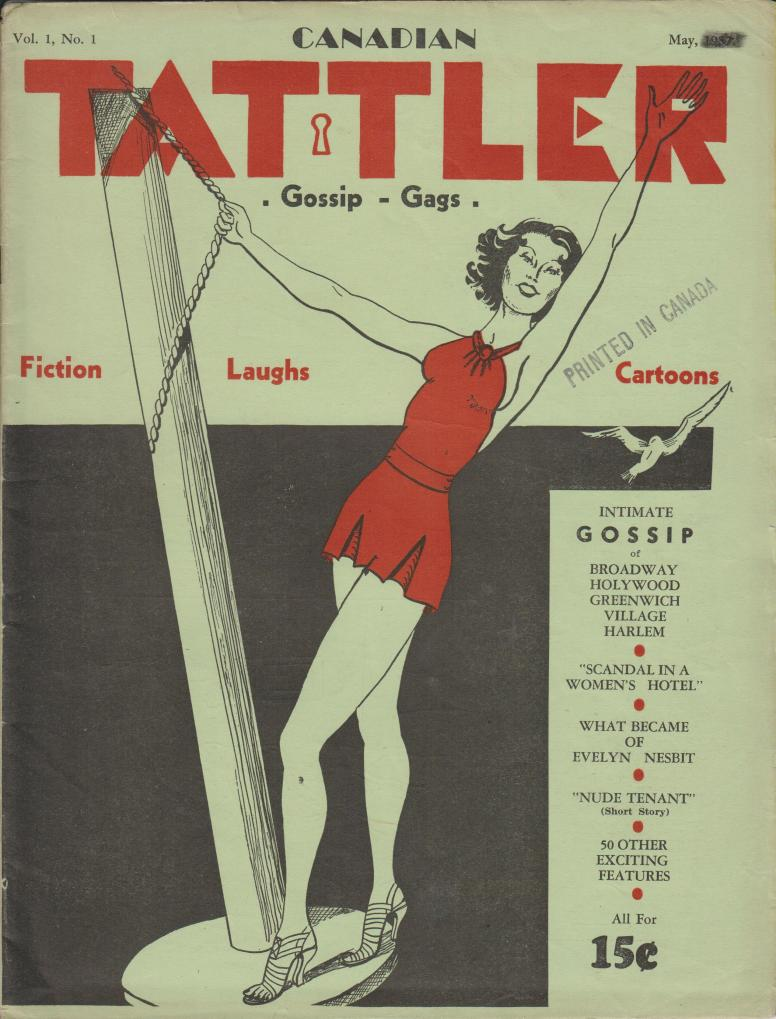 Canadian Tattler vol 1 no 1 1937 -05