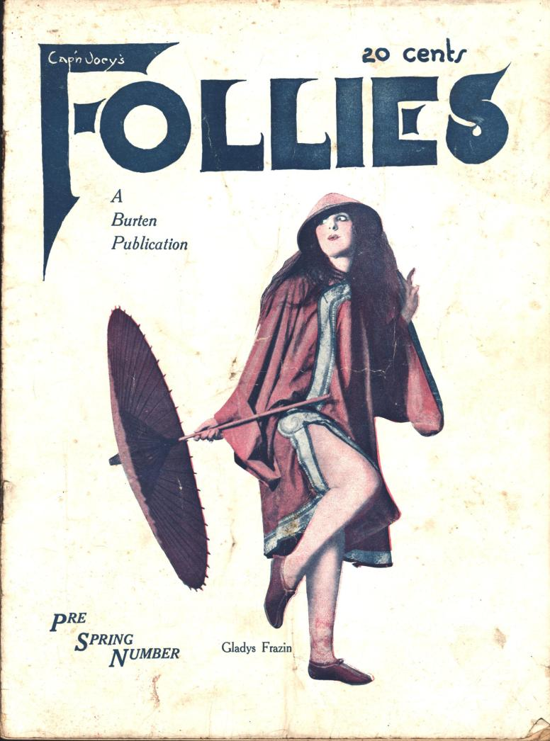 Cap'n Joey's Follies 1923 02