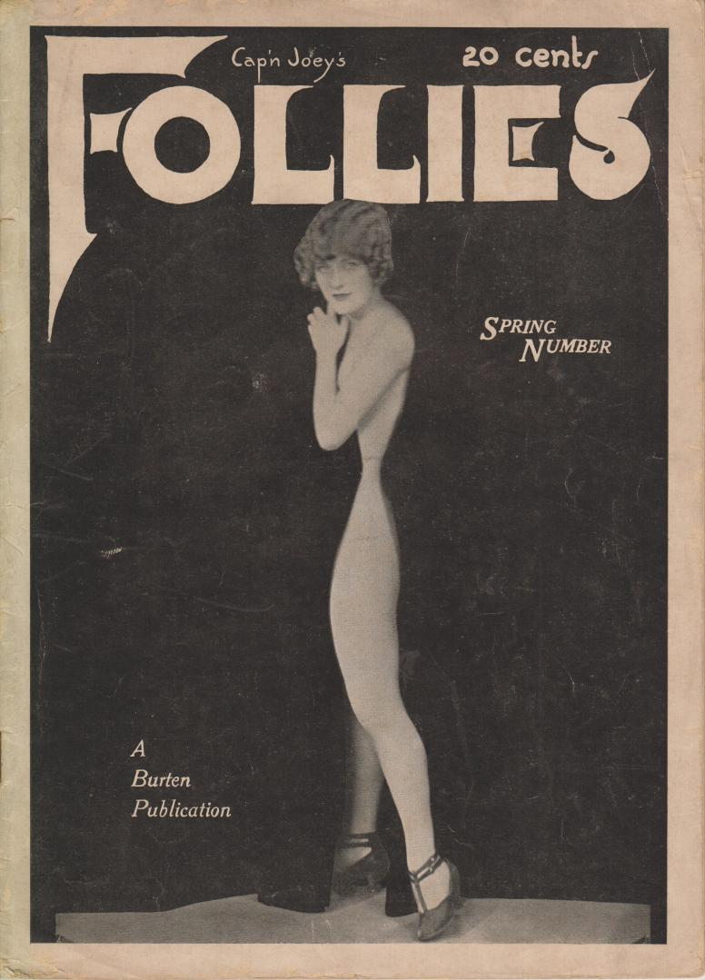 Cap'n Joey's Follies 1923 03