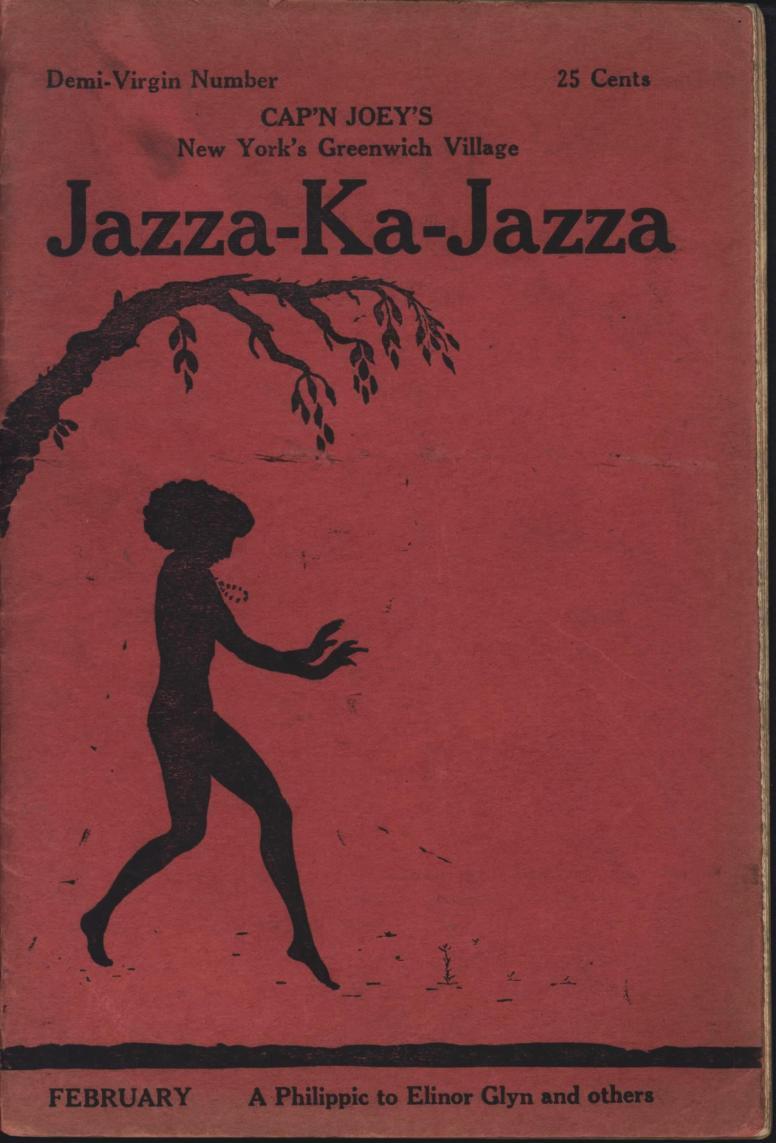 Cap'n Joey's Jazza-Ka-Jazza 1922 02 no 1