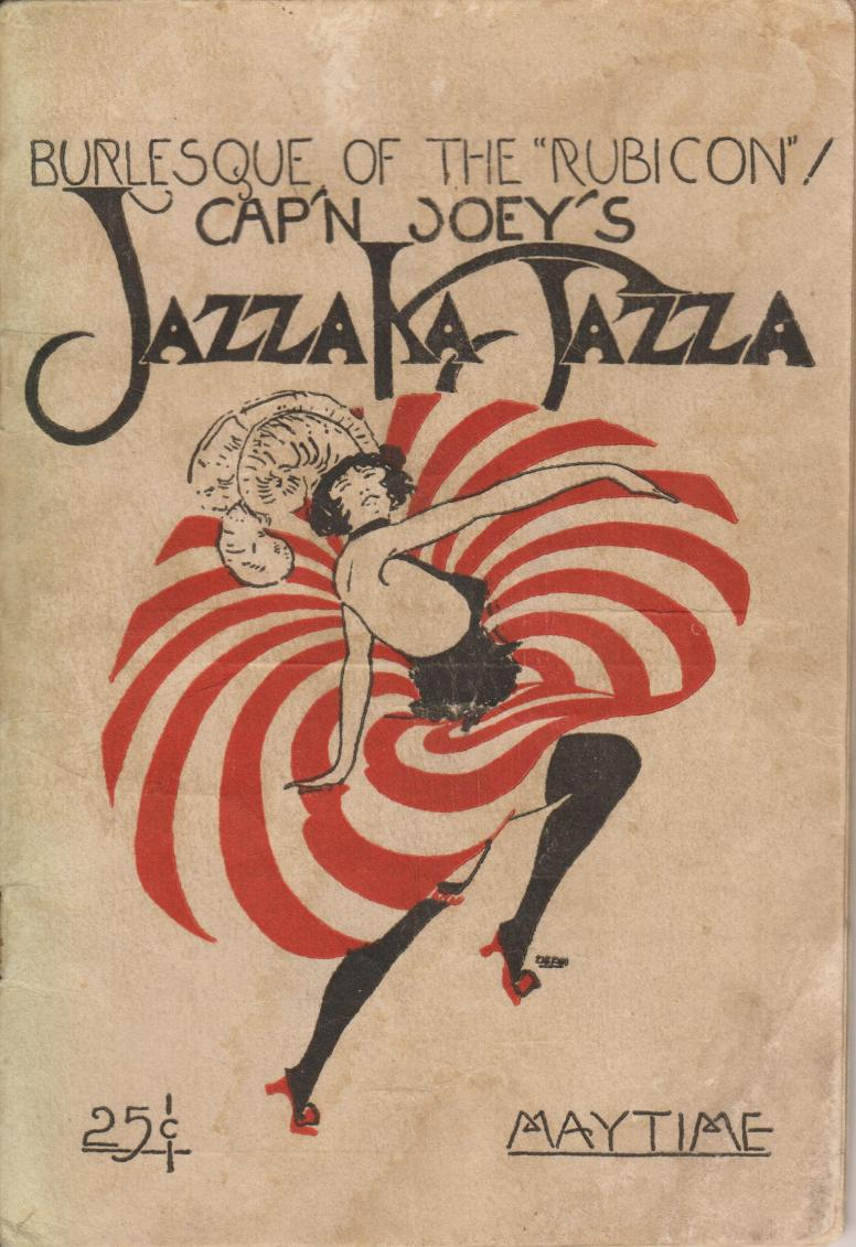 Captain Joey's Jazza Ka Jazza 1922 05 vol 1 no 4