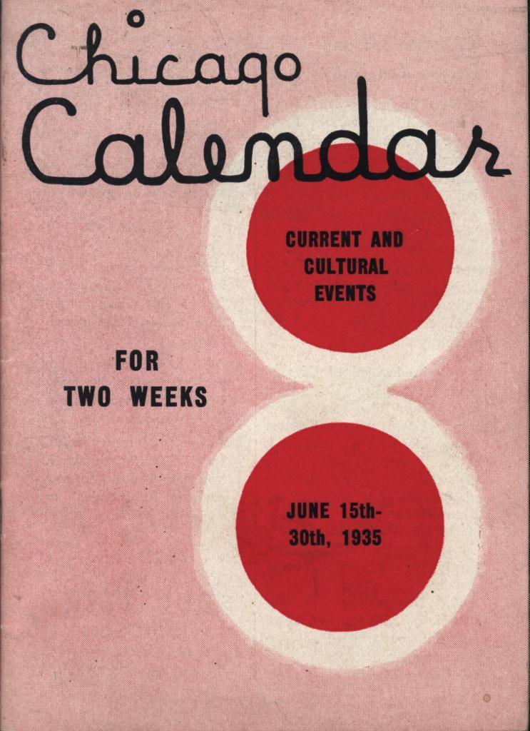 Chicago Calender 1935 06 15