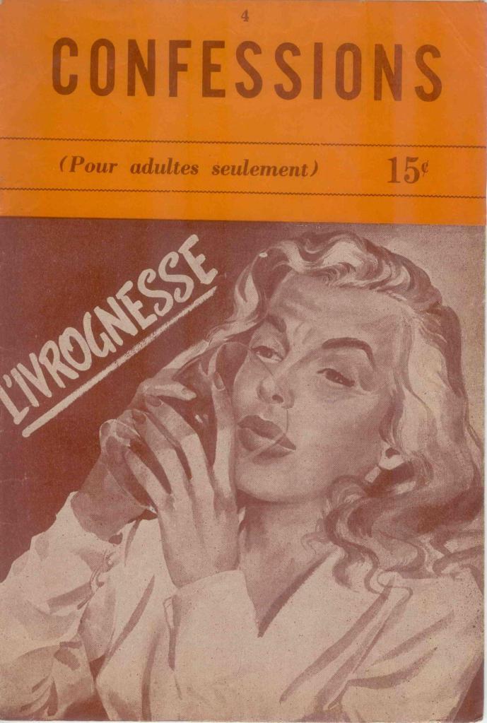 Confessions L'livronesque no date