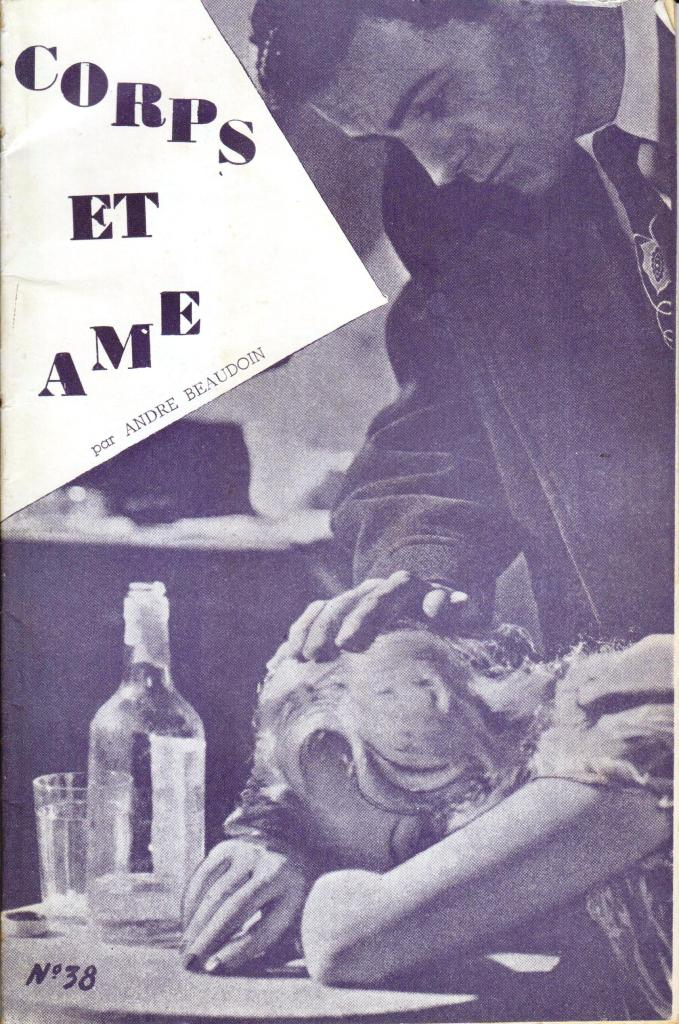 Corps et ame no 38