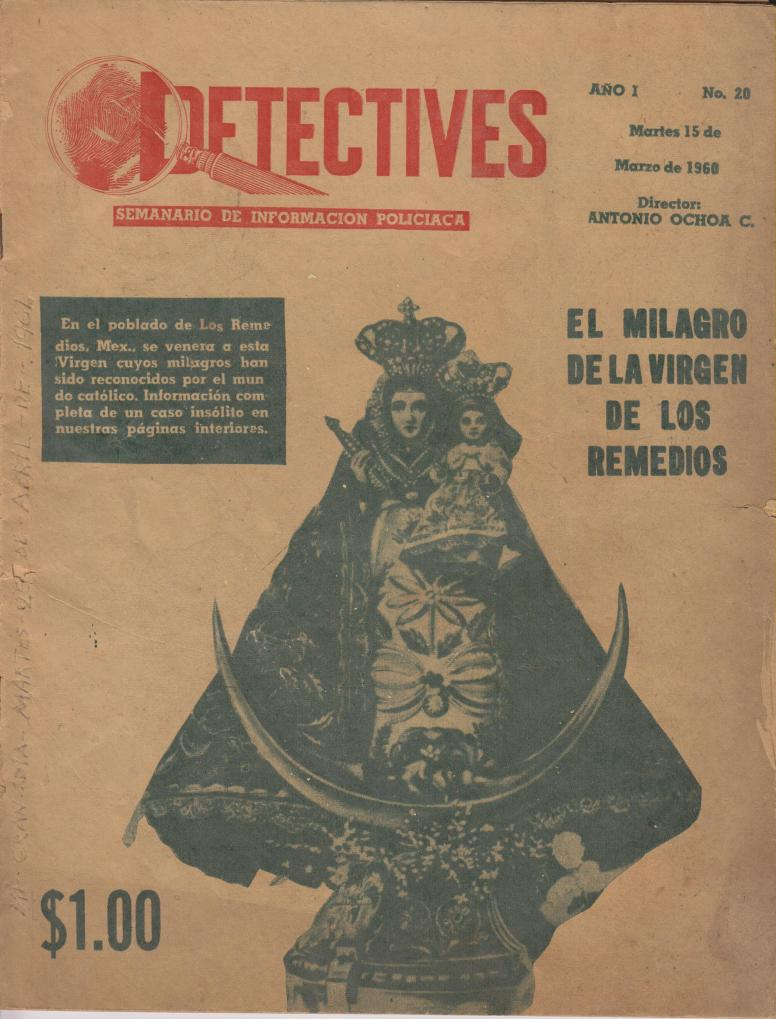 Detectives 1960 03 15