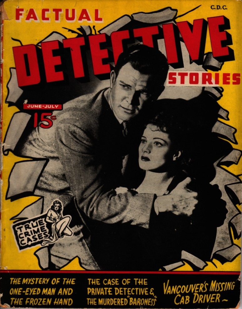 Factual Detective Stories1943 0607