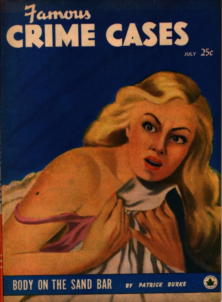 Famous C rime Cases 1948 07