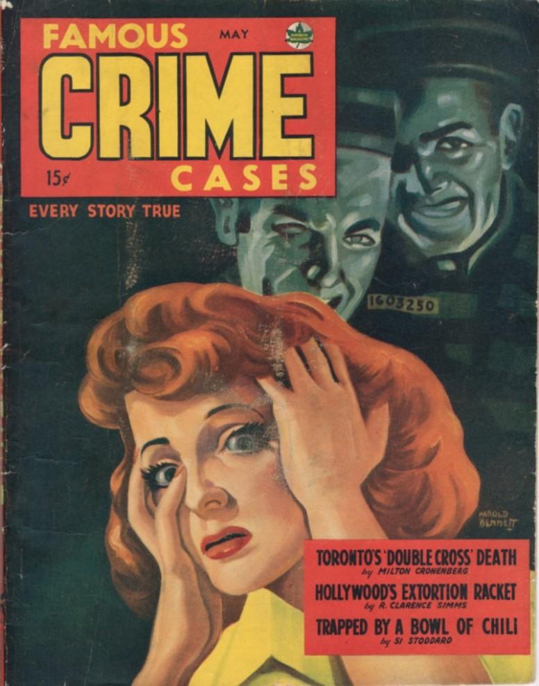 Famous Crime Cases 1943 05