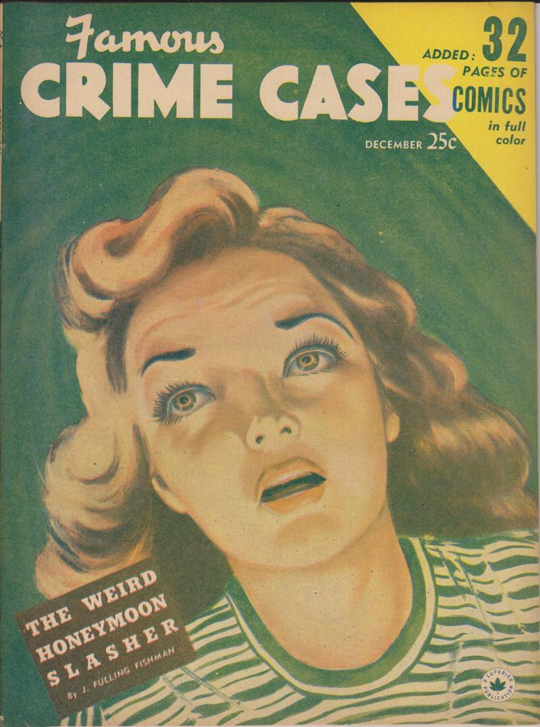 Famous Crime Cases 1948 12