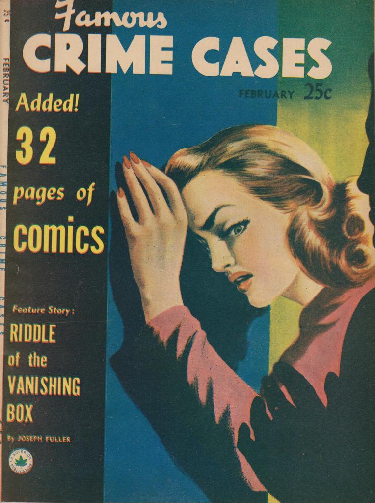 Famous Crime Cases 1949 02