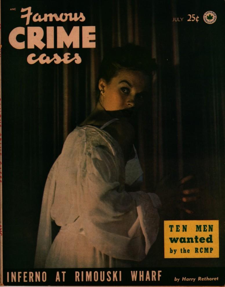 Famous Crime Cases 1951 07