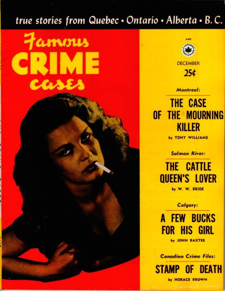 Famous Crime Cases 1952 12